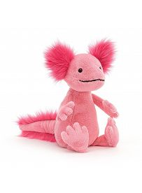 Jellycat Plüschtiere: Axolotl Alice, pink | Kuscheltier.Boutique