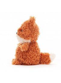 Jellycat Little Plüschtiere: Fuchs rotbraun | Kuscheltier.Boutique