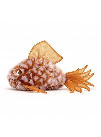 Jellycat Plüschtiere: Kugelfisch Grumpy, orange | Kuscheltier.Boutique