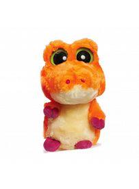 Yoohoo & Friends: Aligator Smilee orange, 12cm Aurora Plüschtiere | Kuscheltier.Boutique