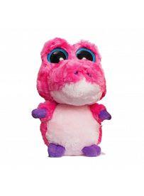 Yoohoo & Friends: Aligator Smilee pink, 12cm Aurora Plüschtiere | Kuscheltier.Boutique