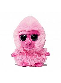 Yoohoo & Friends: Gorilla Rotundee pink, 12cm Aurora Plüschtiere   Kuscheltier.Boutique