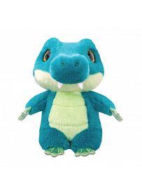 Yoohoo & Friends: Aligator Alice, petrolgrün Aurora Plüschtiere   Kuscheltier.Boutique