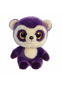 Yoohoo & Friends: Brillenbär Ricky, violett Aurora Plüschtiere   Kuscheltier.Boutique