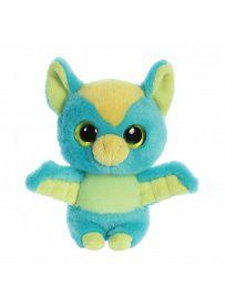 Yoohoo & Friends: Fledermaus Batu, türkis / grün Aurora Plüschtiere   Kuscheltier.Boutique