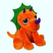 Dino Triceratops, 75cm | LiL Peepers Kuscheltier der englischen Marke SUKIgift