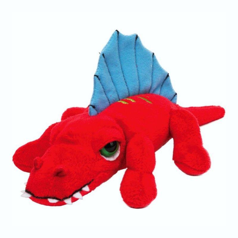 Dino Dimetrodon, 20cm | LiL Peepers Kuscheltier der englischen Marke SUKIgift