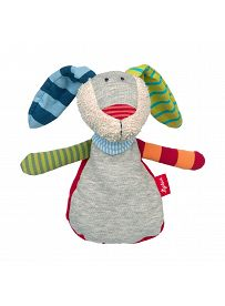 sigikid für Babys: Hase Ringeldingel, Wärmekissen mini | Kuscheltier.Boutique