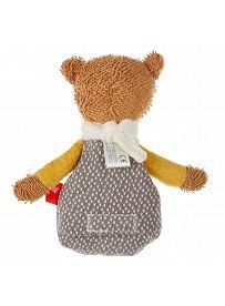 sigikid für Babys: Teddybär HoniBoniBear, Rückseite Wärmekissen mini