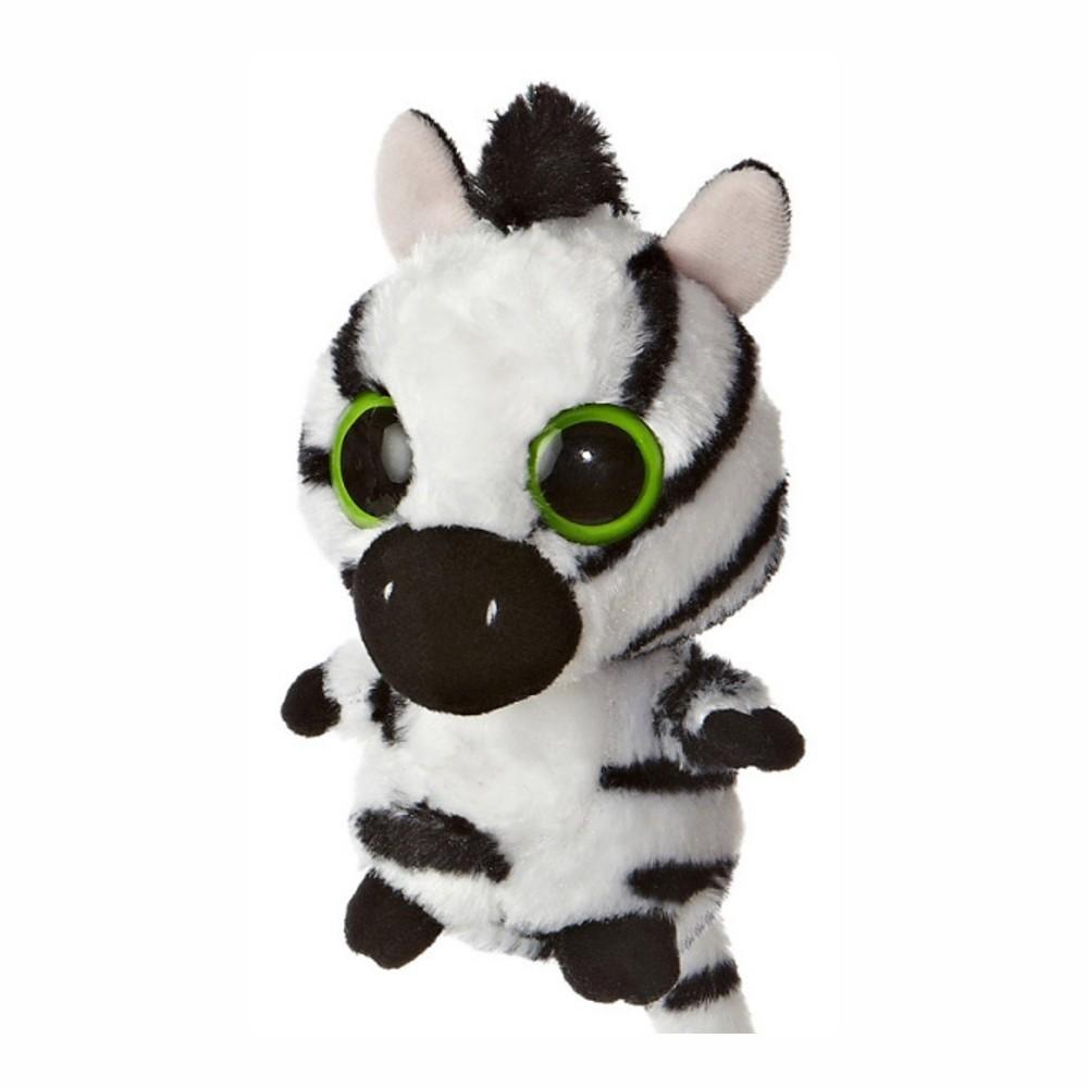 Yoohoo & Friends: Zebra Stripee weiß, 12cm Auroraworld
