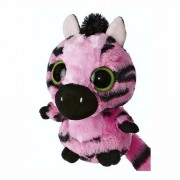 Yoohoo & Friends: Zebra Stripee pink, 12cm Auroraworld