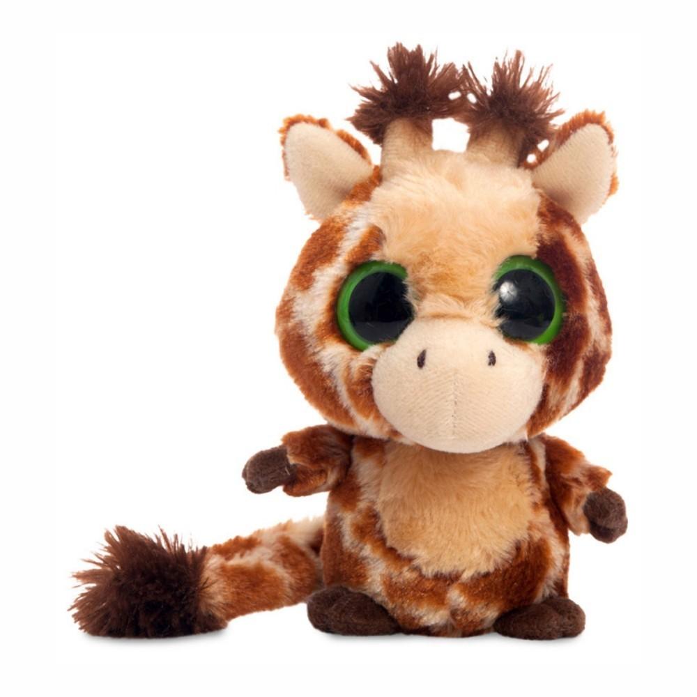 Yoohoo & Friends: Giraffe Topsee braun, 12cm Auroraworld