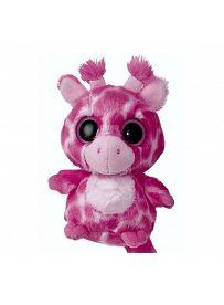 Yoohoo & Friends: Giraffe Topsee pink, 12cm Aurora Plüschtiere | Kuscheltier.Boutique