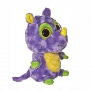 Yoohoo & Friends: Nashorn Rhino, 12cm Auroraworld