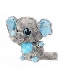 Yoohoo & Friends: Elefant Tinee grau, 12cm Aurora Plüschtiere | Kuscheltier.Boutique