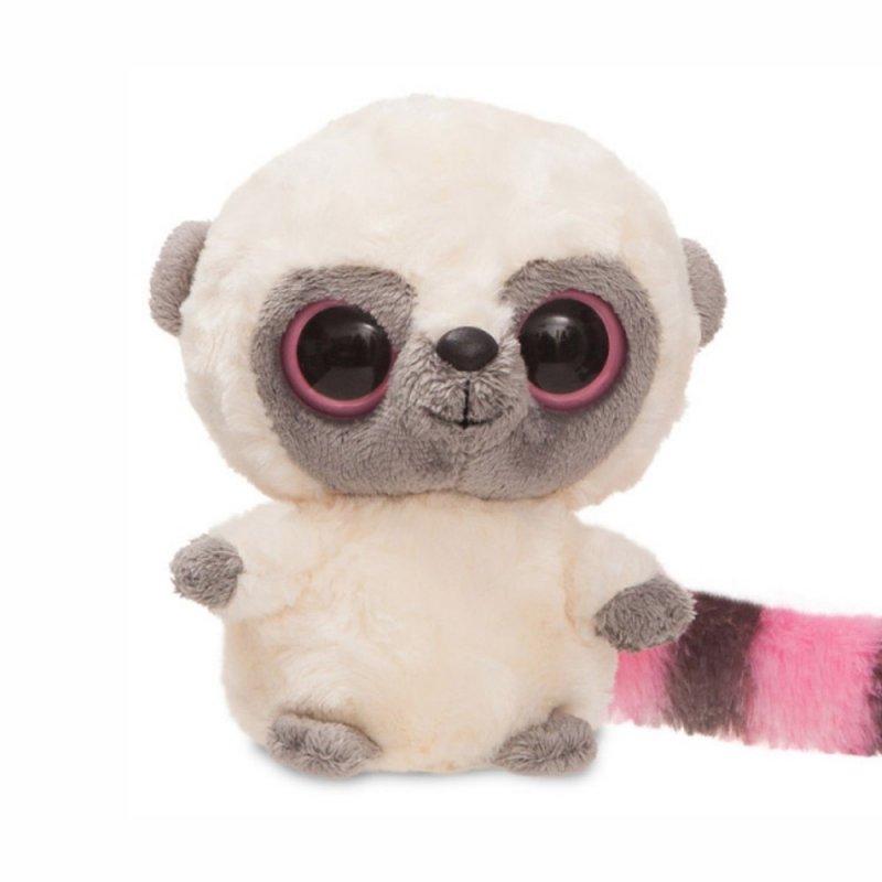 Yoohoo & Friends: Buschbaby Yoohoo rosa, 12cm Aurora Plüschtiere | Kuscheltier.Boutique