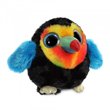 Yoohoo & Friends: Tukan Kiwii, 12cm Auroraworld