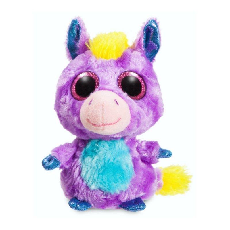 Yoohoo & Friends: Esel Dillee, 12cm Aurora Plüschtiere | Kuscheltier.Boutique