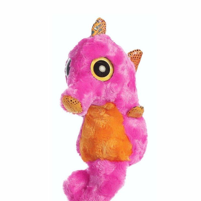 Yoohoo & Friends: Seepferdchen Swimee, 12cm Aurora Plüschtiere | Kuscheltier.Boutique