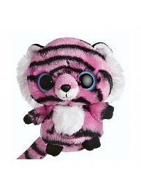 Yoohoo & Friends: Tiger Jinxee pink, 12cm Aurora Plüschtiere   Kuscheltier.Boutique