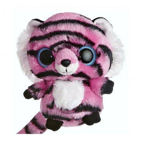 Yoohoo & Friends: Tiger Jinxee pink, 12cm Aurora Plüschtiere | Kuscheltier.Boutique