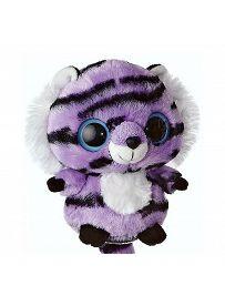 Yoohoo & Friends: Tiger Jinxee violett, 12cm Aurora Plüschtiere | Kuscheltier.Boutique