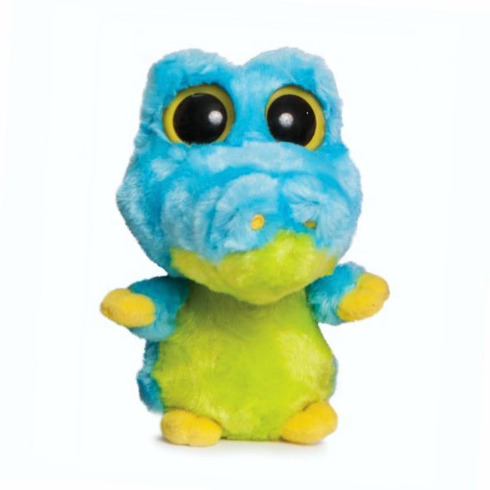 Yoohoo & Friends: Aligator Smilee blau, 12cm Auroraworld