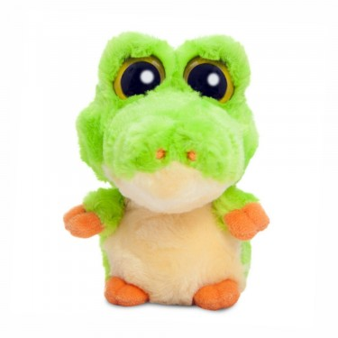 Yoohoo & Friends: Aligator Smilee grün, 12cm Auroraworld