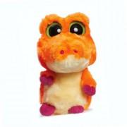 Yoohoo & Friends: Aligator Smilee orange, 12cm Auroraworld
