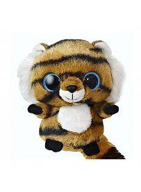 Yoohoo & Friends: Tiger Jinxee braun, 12cm Aurora Plüschtiere | Kuscheltier.Boutique