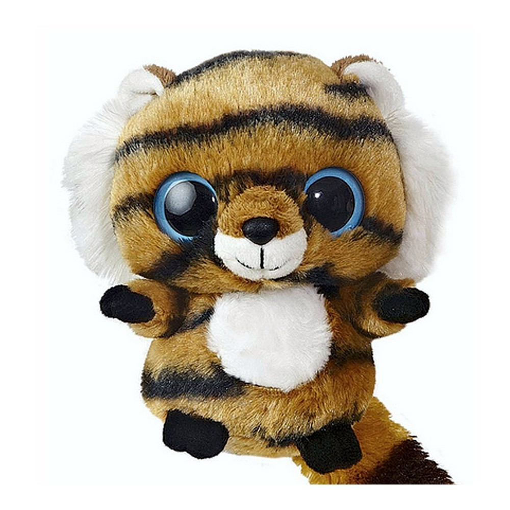 Yoohoo & Friends: Tiger Jinxee braun, 12cm Auroraworld