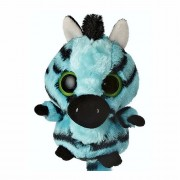 Yoohoo & Friends: Zebra Stripee türkis, 12cm Auroraworld