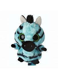 Yoohoo & Friends: Zebra Stripee türkis, 12cm Aurora Plüschtiere | Kuscheltier.Boutique