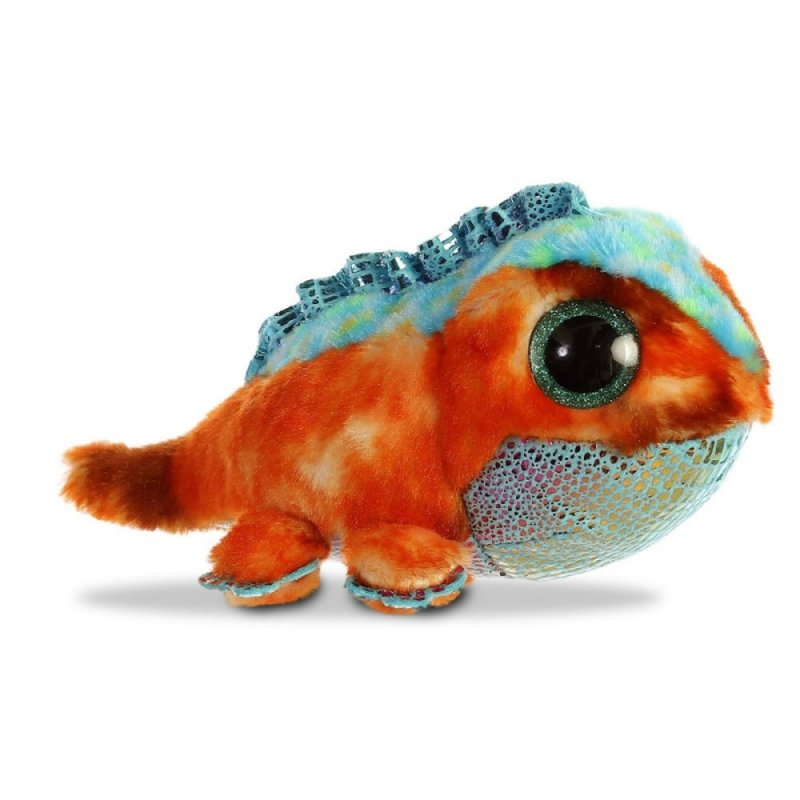 Yoohoo & Friends: Leguan Iggee, 20cm Aurora Plüschtiere | Kuscheltier.Boutique