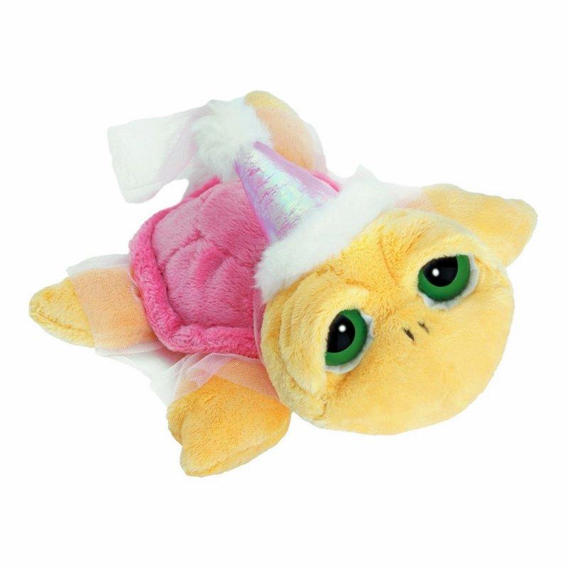 Schildkröte Princess, 15cm | LiL Peepers Kuscheltier der englischen Marke SUKIgift