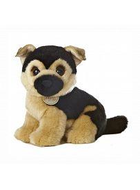 Schäferhund, 25cm   Kuscheltier von AuroraWorld
