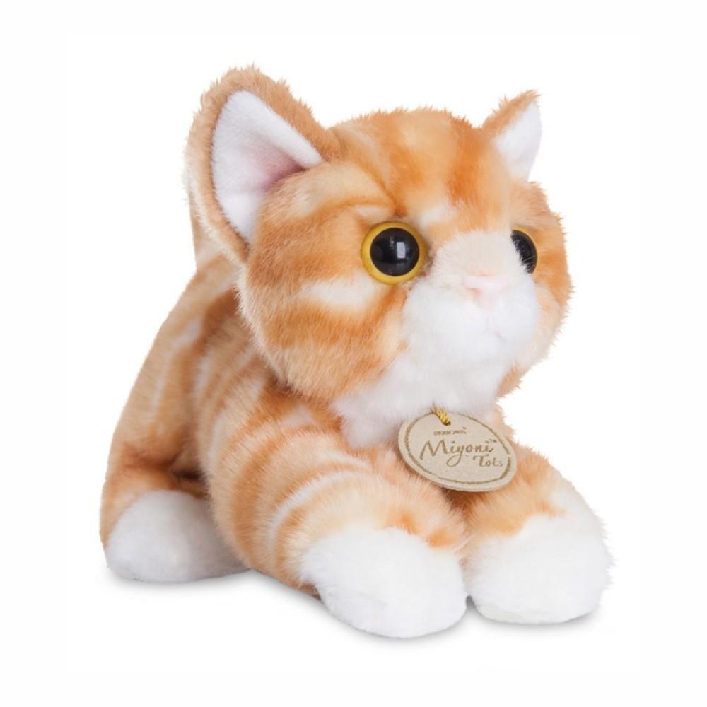 Auroraworld: Katze rot, 25cm