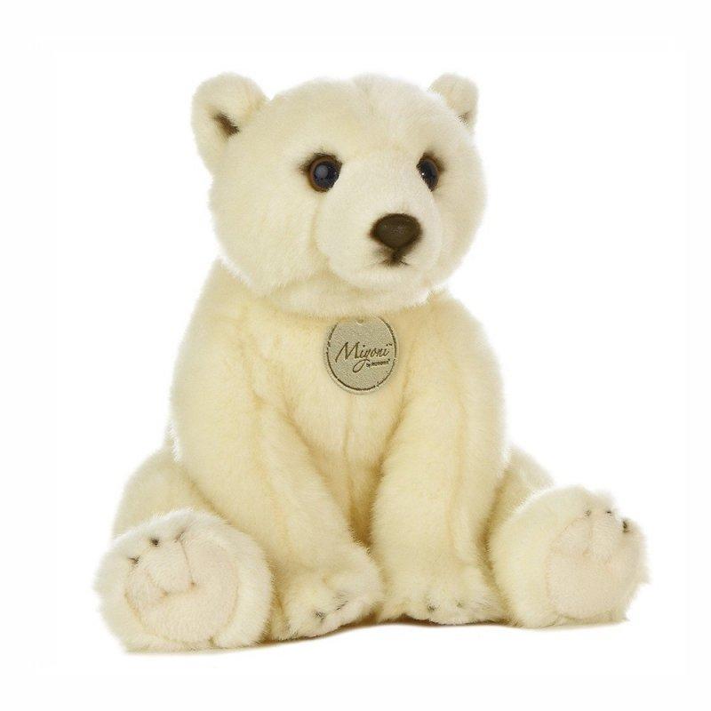 Eisbär Miyoni, 25cm | Kuscheltier von AuroraWorld