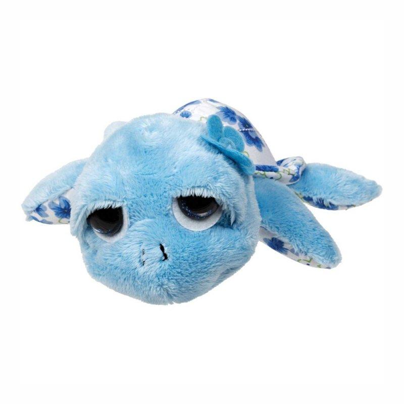 Schildkröte Flo, 15cm | LiL Peepers Kuscheltier der englischen Marke SUKIgifts