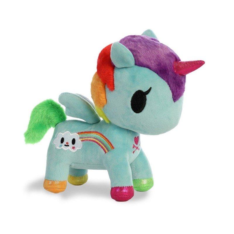 Unicorno Pixie, blau Tokidoki Plüschtier von Auroraworld   Kuscheltier.Boutique