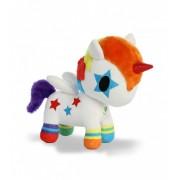 Unicorno Bowie, weiß Tokidoki Plüschtier von Auroraworld | Kuscheltier.Boutique