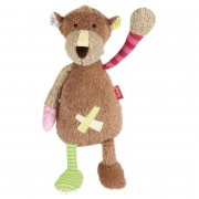 Teddybär, 40cm   sigikid Patchwork Sweety Kuscheltier