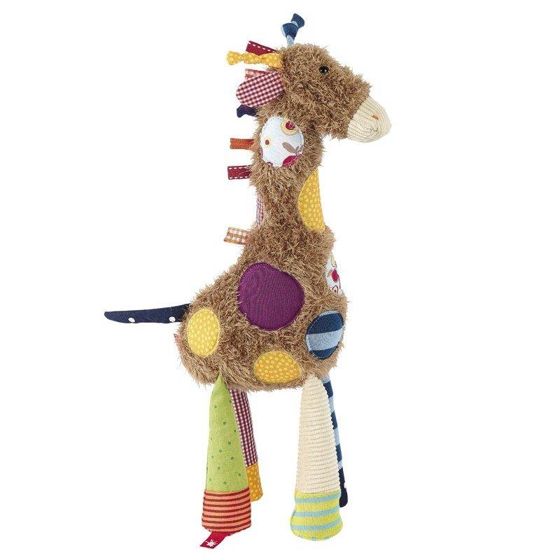 Giraffe, 36cm | sigikid Patchwork Sweety Kuscheltier
