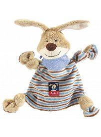 sigikid für Babys: Semmel Bunny, Schmusetuch