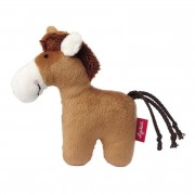 sigikid für Babys: Pferd, Rassel 15cm