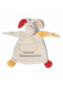 """My First NICI: Hase Tilli, Schmusetuch """"Kleiner Sonnenschein""""   Kuscheltier.Boutique"""