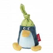 sigikid für Babys: Pinguin, grau 12cm