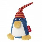 sigikid für Babys: Pinguin, blau 12cm