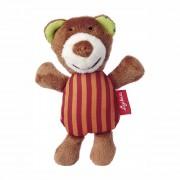sigikid für Babys: Teddybär, Rassel 13cm