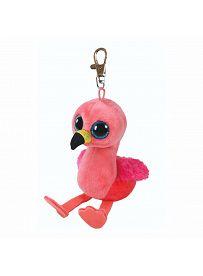 Ty Beanie Boos Plüschtiere: Flamingo Gilda, Anhänger   Kuscheltier.Boutique